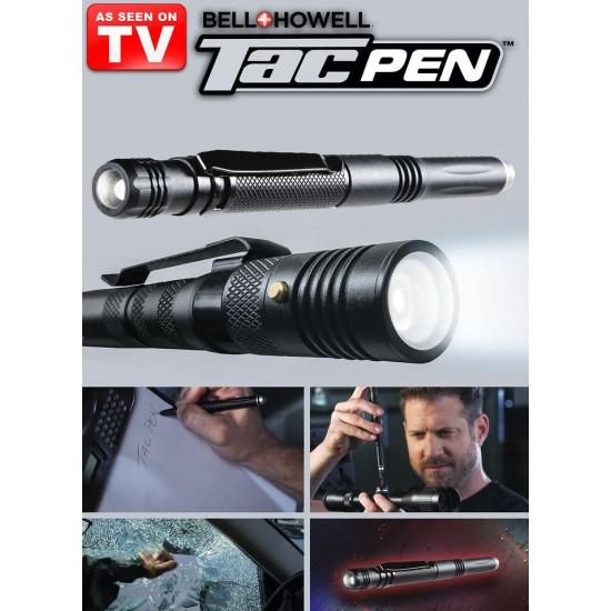 Tactic Pen - Caneta  9 em 1