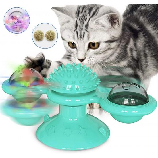 Brinquedo de gato Giratório
